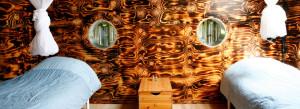 Ferielejligheden Væksthuset med fremragende kvaliteter på Vesteraas ved den nationale seværdighed Voderup Klint på Ærø i Det Sydfynske Øhav