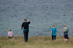 Guidede ture og workshops med nils ørum ved naturgejst på vesteraas og ærø i det sydfynske øhav
