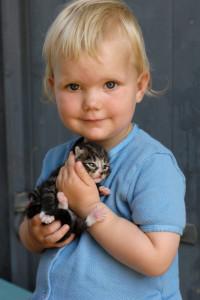 Børn trives i Væksthuset på Vesteraas