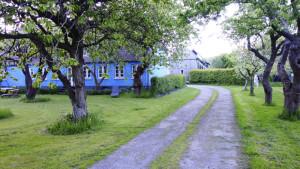 Væksthuset på Vesteraas, en ferielejlighed med helt særlige kvaliteter