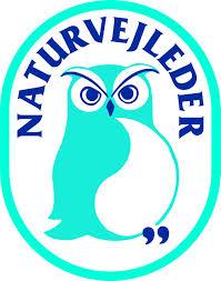 Naturvejleder logo fra Vesteraas på Ærø